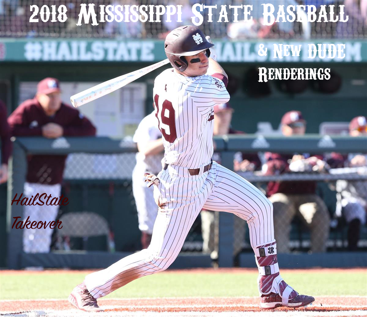 mississippi state releases 2018 baseball schedule and new